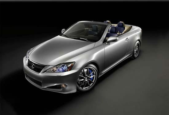 Lexus направи аксесоари за GS, IS C и IS AWD