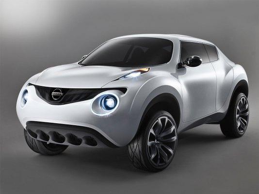 Женева 2009: кросоувър концепцията на Nissan - Qazana