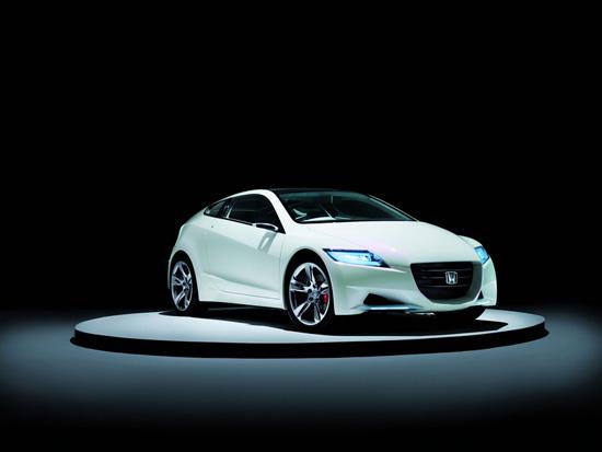 Honda ще представи нова концепция в Женева