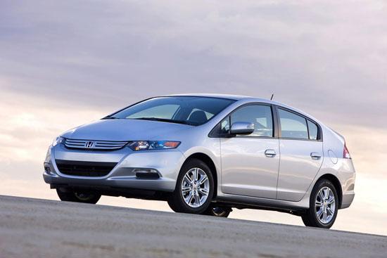 Honda съобщи цената на Insight
