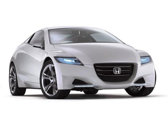 Honda подготва серийния CR-Z