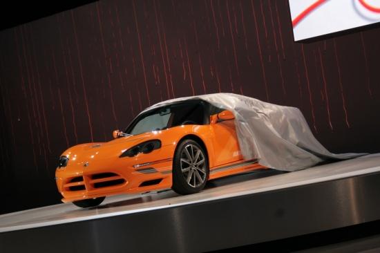 Детройт 2009: Dodge Circuit EV – електромобилът на Chrysler