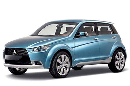 Mitsubishi подготвят нов SUV