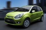 Снимки: Компактен модел от Ford за пазара в Индия