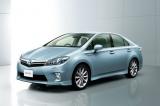 Снимки: Луксозен седан от Toyota... при това хибриден