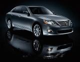 Снимки: Hyundai Genesis с 8-степенна трансмисия през 2011 г.