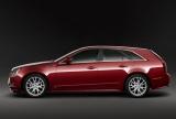 Снимки: Да очакваме ли брутално комби от Cadillac?