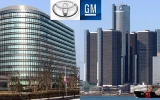 Снимки: Toyota е №1 по продажби за 2008 г.
