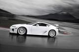 Снимки: Lexus промотира LF-A за пръв път