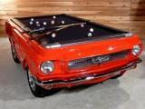 Снимки: Маса за билярд или Ford Mustang от 1965?