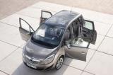 Снимки: Новият Opel Meriva е много гъвкав и... функционален