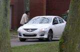 Снимки: Започнаха тестовете на Mazda RX-7