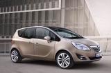 Снимки: Новият Opel Meriva показа своя интериор