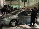 Снимки: Българска премиера на Toyota Avensis