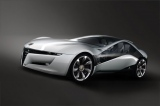 Снимки: Представиха великолепен концепткар, дело на Bertone