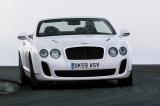 Снимки: Bentley разкри най-мощния си кабриолет