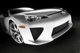 """Снимки: Lexus се завръща на """"24 часа на Нюрбругринг"""" с LF-A"""