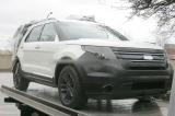 Снимки: Ford подготвя новото поколение Explorer