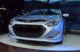 Снимки: Ню Йорк 2010: Хибридната версия на Hyundai Sonata