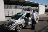 Снимки: Бъдещата Opel Zafira илзезе на тестове