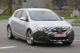 Снимки: Opel разработва 2011 Astra GSI