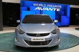 Снимки: Пекин 2010: Наследника на Hyundai Elantra