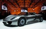 """Снимки: Porsche 918 Spyder се включва в """"24 часа на Нюрбургринг"""" през 2011 г."""