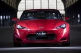 Снимки: Toyota отглага производството на FT-86 до 2013 г.
