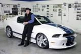 Снимки: Mustang GT 350 остава последното произведение на Карол Шелби?