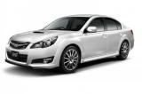 Снимки: STi придаде на новото Subaru Legacy спортна осанка