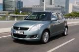 Снимки: Suzuki представи новото поколение 2011 Swift