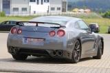 Снимки: Фейслифт версията на Nissan GT-R  с LED