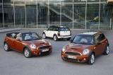 Снимки: Обновените модели на MINI с по-нисък разход на гориво
