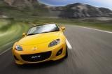 Снимки: 2009 Mazda MX-5 Miata подготвя дебютът си в Северна Америка