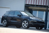 Снимки: Porsche Cayenne II Lumma Design
