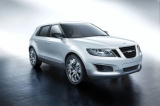 Снимки: Saab прави серийно 9-4X. Премиера в Лос Анджелес