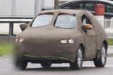 Снимки: Компактния Audi Q3 започна тестове