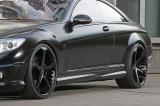 Снимки: Един необикновен черен CL 65 AMG