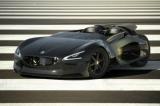 Снимки: Peugeot празнува 200 г. с EX1 Concept