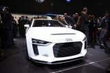 Снимки: Сензационния концепт на Audi в Париж 2010