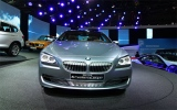 """Снимки: """"Живи"""" снимки на елегантния концепт на BMW за Париж 2010"""