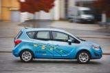 Снимки: Електрическата Meriva на Opel демонстрира много потенциал
