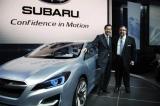 Снимки: Subaru дебютира взискателната Impreza Concept в Лос Анджелис