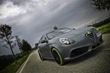 Снимки: Хеч-а Alfa Romeo Giulietta получи зелени гуми . . .