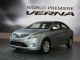 Снимки: Hyundai дебютира в Гуанджоу Verna с 5-врати