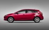 """Снимки: Ford """"разчупва"""" визията на Focus с татоси"""