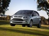 Снимки: Детройт 2011: Ford доминира с два нови хибрида на C-Max