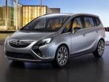 Снимки: Opel доминира с нова концепция - Zafira Tourer Concept