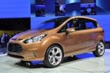 Снимки: Женева 2011: Ford разкрива новият семеен B-Max