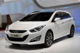 Снимки: Женева 2011: Hyundai лансира комбито i40